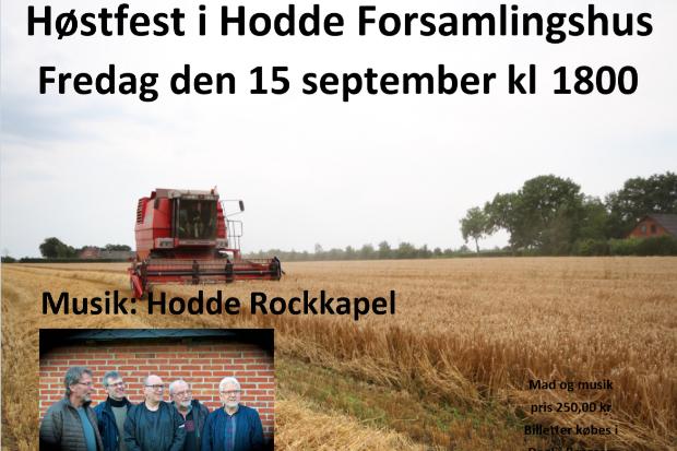 Høstfest Hodde